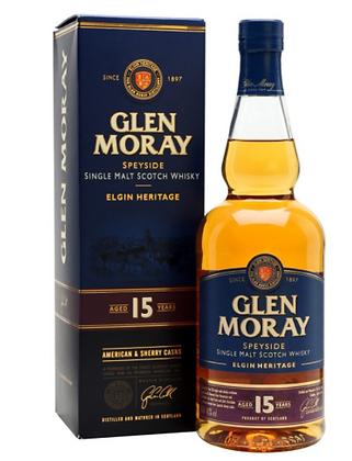 Glen Moray 15 - גלן מוריי 15
