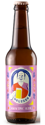 "מלצר הייזי איי. פי. איי 330 מ""ל – Beer Meltzer Hazy IPA"