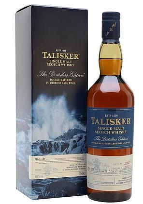 Talisker Distiliers Edition 2014 - טליסקר דיסטילרי אדישן