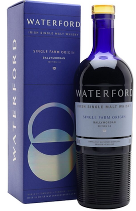 Waterford Ballymorgan Single Malt Irish Whisky - ווטרפורד באלימורגן מהדורה 1.2