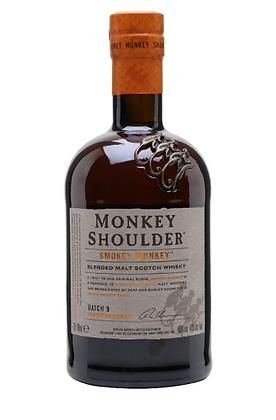 Monkey Shoulder Smokey Monkey - מאנקי שולדר מעושן