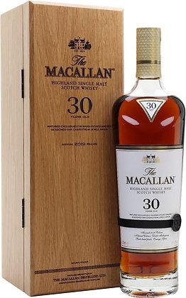 Macallan 30 Sherry Oak- מקאלן 30 שרי אוק
