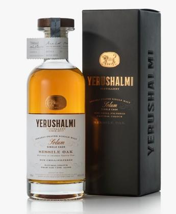Yerushalmi Solum Single Oak - ירושלמי סולום ססיל אוק סינגל קאסק 46.3%