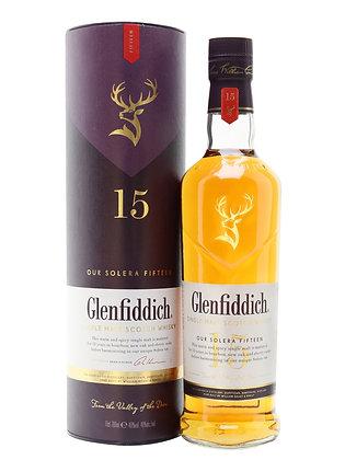 Glenfiddich 15 - גלנפידיך 15