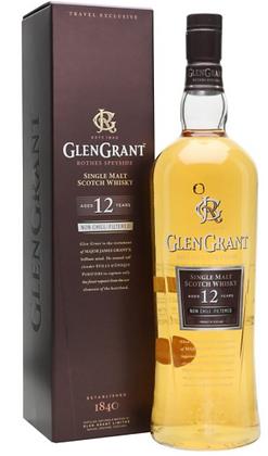 גלן גרנט 12 Glen Grant