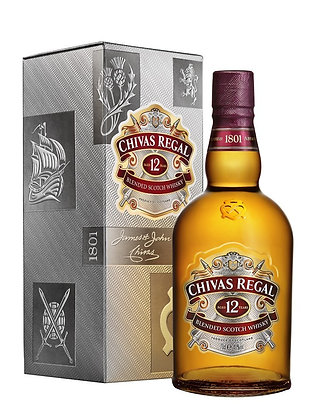 Chivas 12 - שיבס 12 שנה 1ליטר