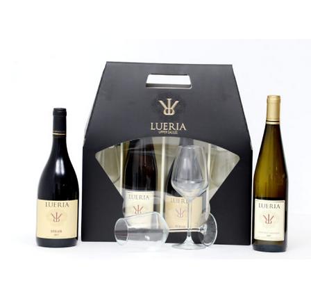מארז שי של יקב לוריא Gift Box by Lueria Winery