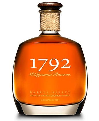 רידג'מונט רזרב 1792