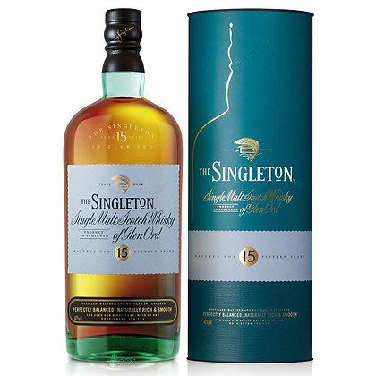 Singleton of Dufftown 15 - סינגלטון 15
