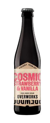 ברודוג קוסמיק תות וניל Brewdog Cosmic Strawberry Vanilla