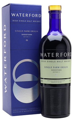 Waterford Sheestown Single Malt Irish Whisky - ווטרפורד שיסטאון מהדורה 1.2