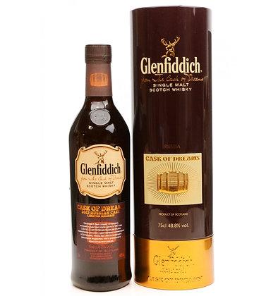 Glenfiddich Cask of Dreams - גלנפידיך קאסק אוף דרימס