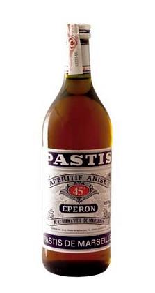 פסטיס אפרון 1 ליטר (45%) Pastis Eperon 1L