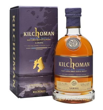 Kilchoman Sanaig - קילכומן סנאיג