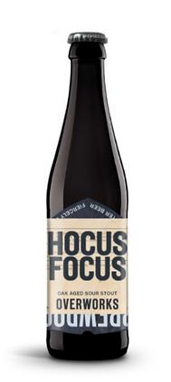 """ברודוג הוקוס פוקוס 330 מ""""ל – Brewdog Hocus Focus"""