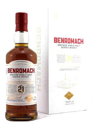 Benromach 21 - בנרומך 21