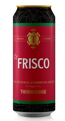 """ת'ורנברידג' פריסקו 440 מ""""ל – Thornbridge Frisco"""