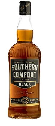 "Southern Comfort Black - סאוטרן קומפורט בלאק 700מ""ל"