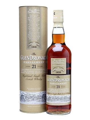 Glendronach 21 - גלנדרונך 21