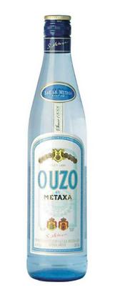 Ouzo Metaxa - אוזו מטקסה