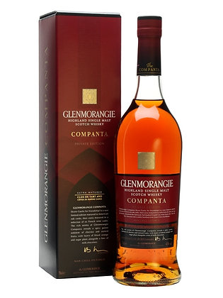 Glenmorangie Companta Private Edition  - גלנמורנג'י קומפנטה