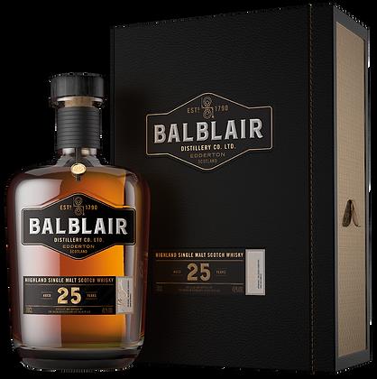 Balblair 25 Year Old - בלבלייר 25 שנה