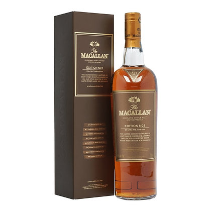 Macallan Edition No1- מקאלן מספר 1