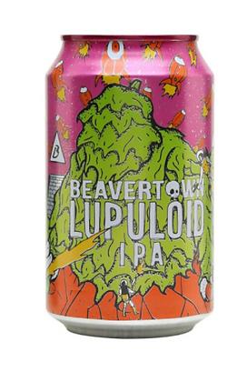 ביברטאון לופולויד – Beavertown Lupuloid IPA