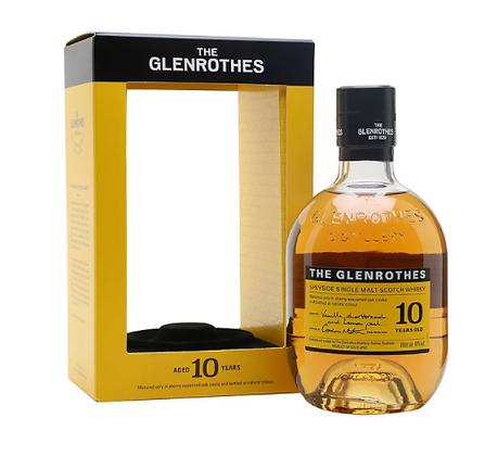 Glenrothes 10 - גלנרות'ס 10 שנה