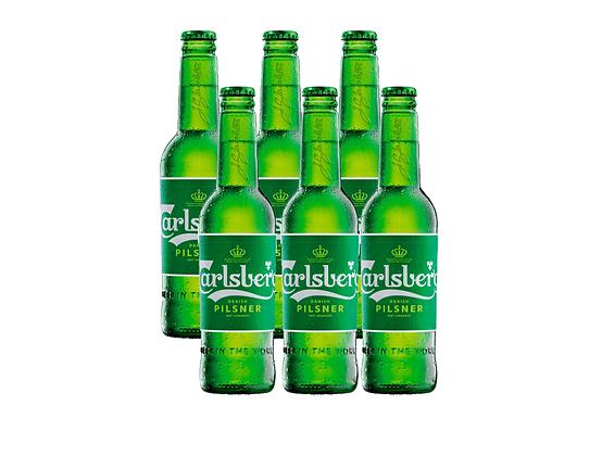 Carlsberg  6 pack - קאלסברג שישיה