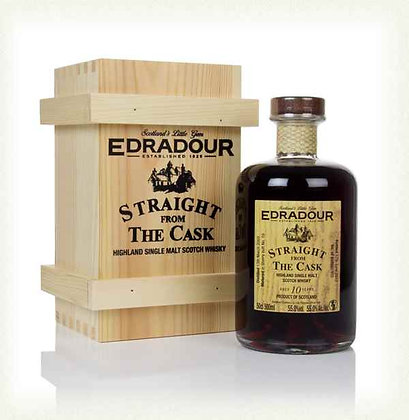 Edradour 10 Year Old 2002 - Straight From The Cask 56% - אדרדור ישר מהחבית 10