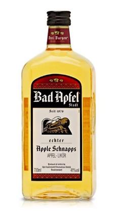 "Bad Apfel- באד אפל ליקר 700מ""ל"