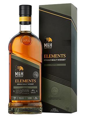 Milk&Honey Elements Peated - מילק אנד האני פיטד (מעושן)