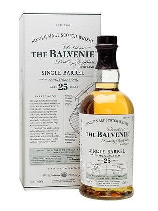Balvenie 25 Single Barrel  - בלוויני 25 סינגל בארל