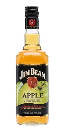 Jim Beam Apple - ג'ים בים תפוח