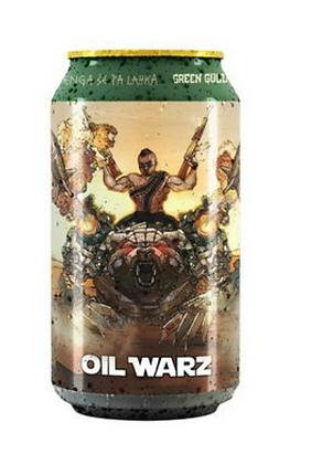 גרין גולד אוייל וורז – Green Gold Oil Warz