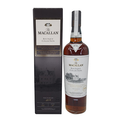 Macallan Boutique 2016- מקאלן בוטיק 2016