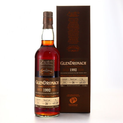 GlenDronach 1992 26y Single Cask #64 - גלנדרונך סינגל קאסק 26 שנה
