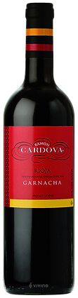Ramon Cardova Rioja Garnacha - רמון קרדובה ריוחה גרנצ'ה אדום יבש
