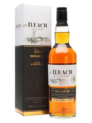 Ileach Cask Strenth - איילך חוזק חבית מעושן