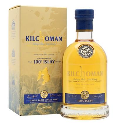 Kilchoman 100% Islay Edition 9 - קילכומן 100% איילה מהדורה 9 (50%))