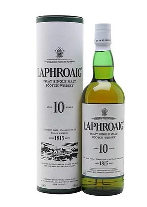 Laphroaig 10 - לפרויג 10 שנה