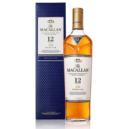 Macallan 12 Double cask - מקאלן 12 דאבל קאסק