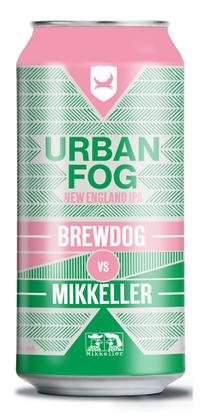 """ברודוג VS מיקלר אורבן פוג, אנ. אי. איי. פי. איי. 440 מ""""ל – Brewdog vs. Mikkeller"""