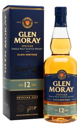 Glen Moray 12 - גלן מוריי 12