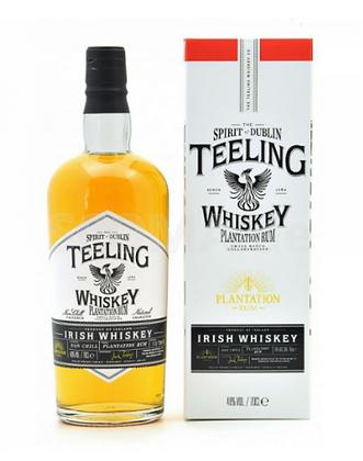 טילינג פלנטיישן רום פיניש 46% - Teeling Plantation Rum Finish