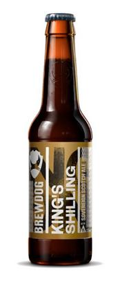 "ברודוג קינג'ס שילינג 330 מ""ל – Brewdog King's Shilling"