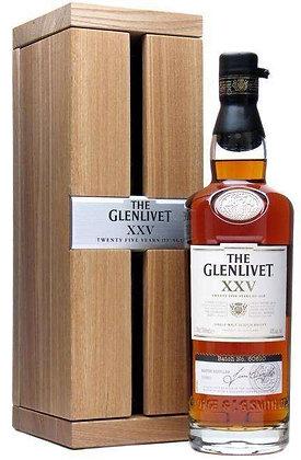 Glenlivet 25 -  גלנליווט 25