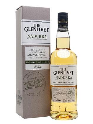 Glenlivet Nadurra First Fill  -  גלנליווט נאדורה פירסט פיל