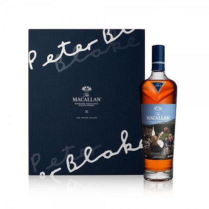 Macallan Peter Blake An Estate, A Community And A Distillery - מקאלן פיטר בלייק